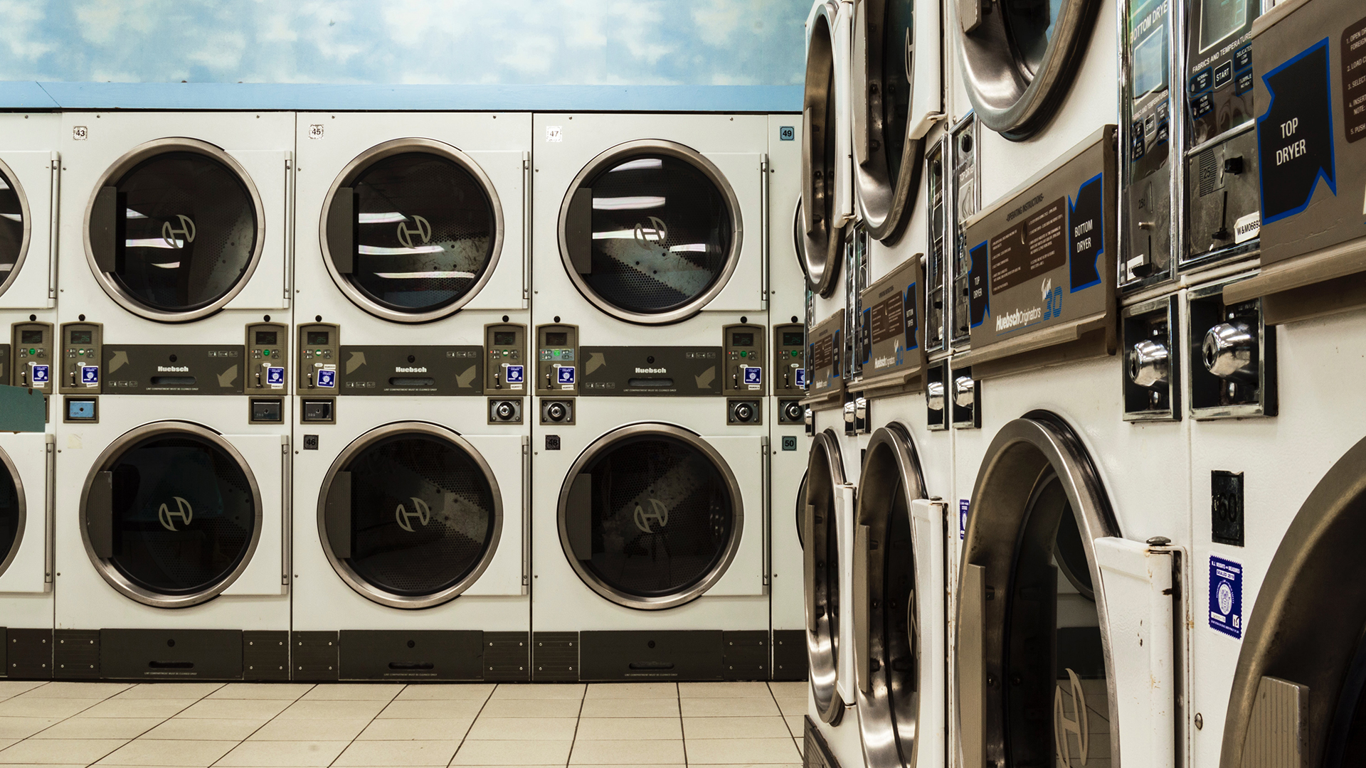 Commercial Laundry Disinfection Solutions