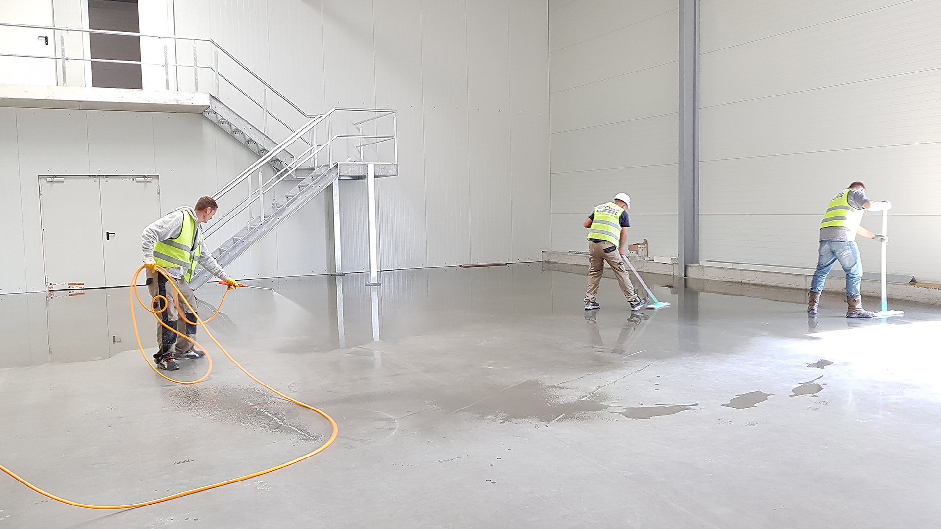 Facility Management Disinfection Solutions